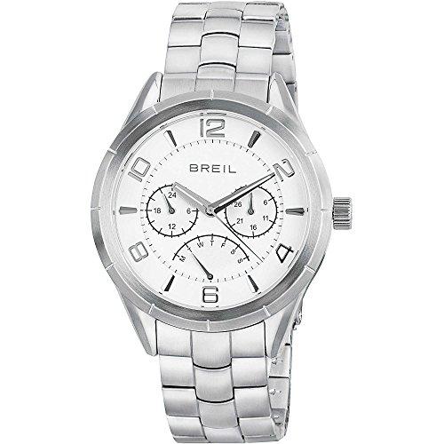 BREIL Uhren Lounge Herren Multifunktion Weiss - TW1468