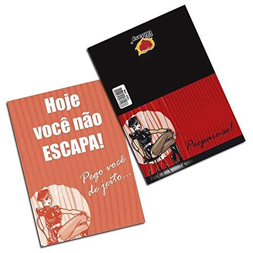 CARTÃO PREPARE-SE 05 UNIDADES
