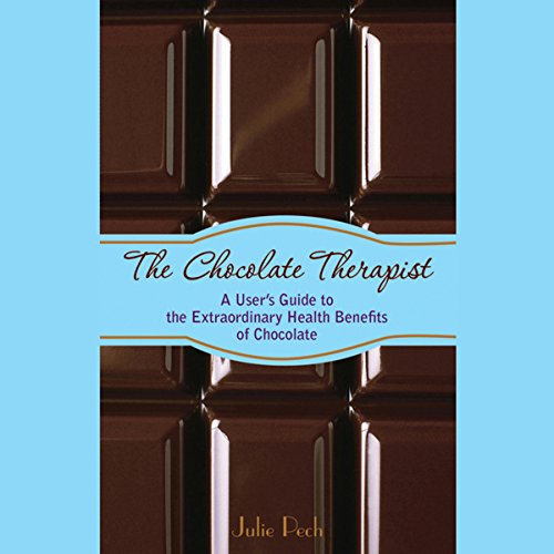 The Chocolate Therapist audiobook cover art