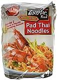 Exotic Food Reisnudeln für Pfannengerichte, (Pad Thai), 2er Pack (2 x 300 g Packung)