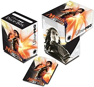 Magic: the Gathering - MTG Magic Origins Planeswalker Gideon Jura Vertical Deck Box [並行輸入品]