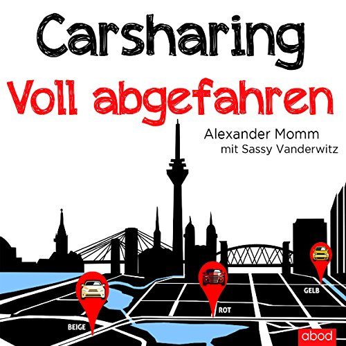 Carsharing audiobook cover art