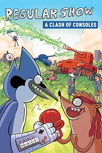 Regular Show Original Graphic Novel Vol. 3: A Clash of Consoles, 3