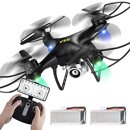 Logo Drone Luftaufnahmen Tropfen Feste Fernbedienung Flugzeug Quadcopter HD-Kamera Kämpfen Luftfahrt-Modell-Kind-Spielzeug-Junge-Upgrade Intelligent Fest Höhe 200W Pixel HD Luft Version Fernbedienung