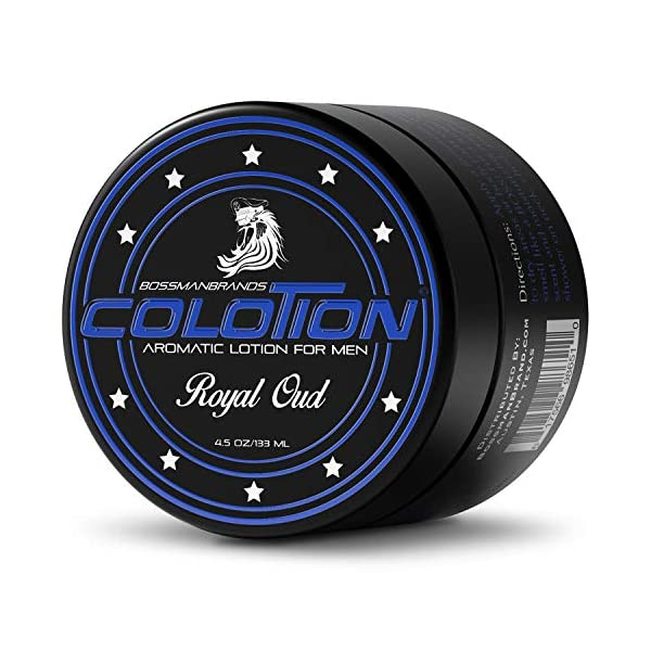 Bossman Colotion - 2 in 1 Men's Lotion and Cologne - Moisturizer and Hydrating Scented Body Lotion - Beard Softener… 1