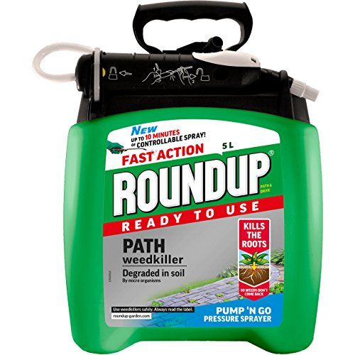 Roundup Path Weedkiller 5L Refill