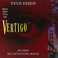 Vertigo: Original Motion Picture Score (1995 Re-recording) (1996-03-12)