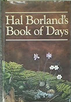 Unknown Binding Hal Borlands Book of Days -1976 publication. Book