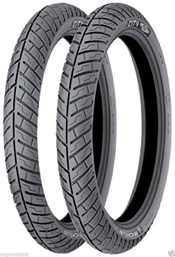 Paire pneus Michelin City Pro 120/80 – 16 100/80 – 16 garelli XO 125 150 200