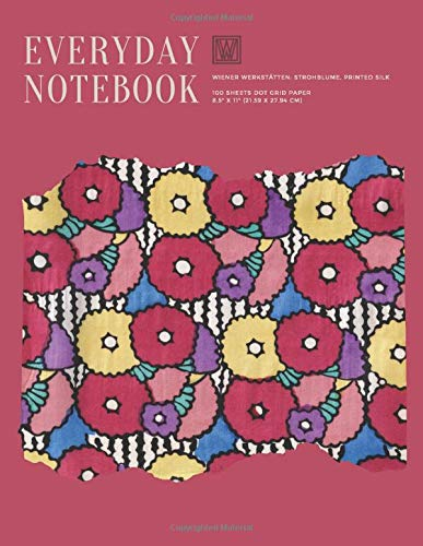 Everyday Notebook: Designs from the Vienna Workshop, Blank Notebook 8.5