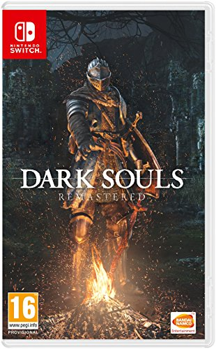Dark Souls Remastered - Nintendo Switch [Importación francesa]