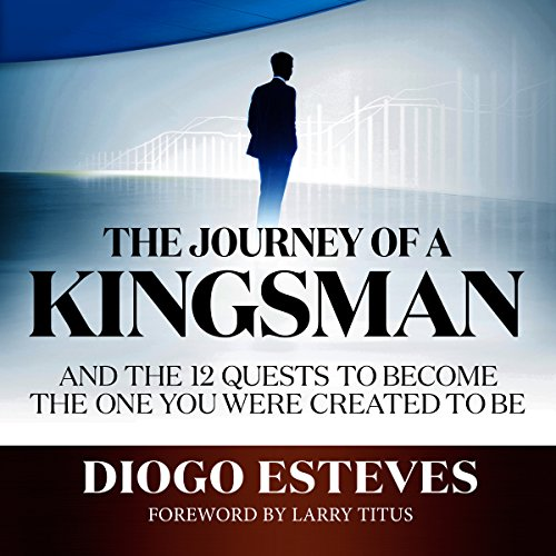 The Journey of a Kingsman audiobook cover art