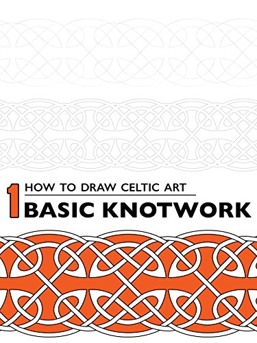 How To Draw Celtic Art: Basic Knotwork