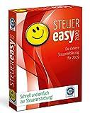 STEUEReasy 2020, clevere Schritt-für-Schritt Steuersoftware für die Steuererklärung 2019, Steuer CD-Rom für Steuer-Anfänger für Windows 10 & 8