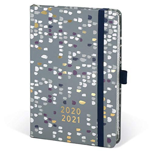 Boxclever Press Perfect Year Academic Diary 2020-2021 Day to Page. Stunning A5 Daily Planner Runs Aug '20 - Aug '21. A5 Daily Diary Cleverly Designed to Reduce Stress, Plan & Organise Busy Schedules.