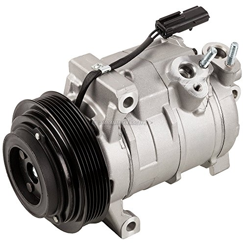 AC Compressor & A/C Clutch For Dodge Durango Charger Challenger Chrysler 300 Jeep Grand Cherokee - BuyAutoParts 60-01999NA New