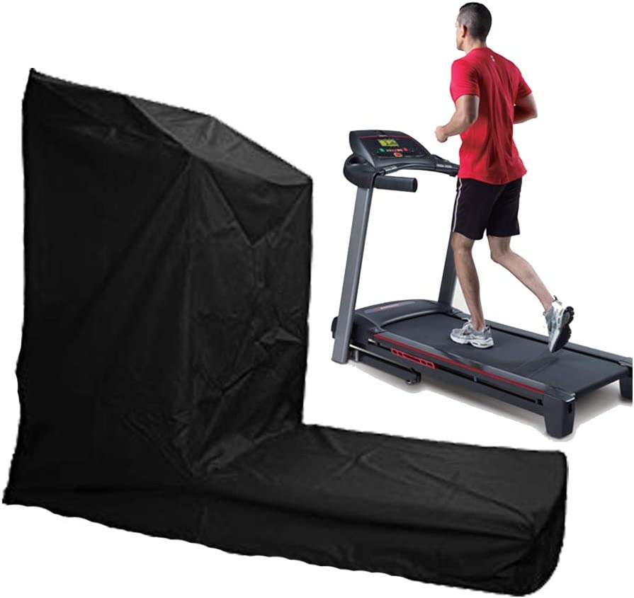 FLR Treadmill Protection A surprise price is realized Covers Black Runni At the price of surprise Dustproof Waterproof