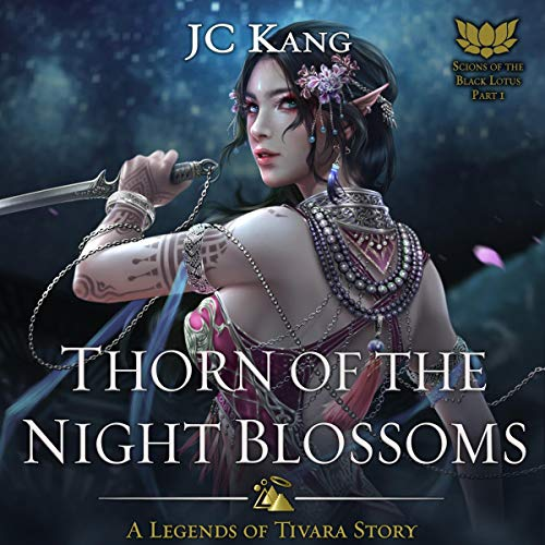 Thorn of the Night Blossoms audiobook cover art