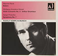 Mozart/Prokofiev/Ravel: Violin