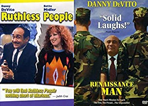 Little Big Man, The Danny DeVito Collection: Renaissance Man & Ruthless People 2-DVD Bundle Danny DeVito Bette Midler