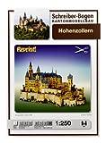 Aue Verlag 66x 36x 34cm Hohenzollern Castle Germany Model Kit