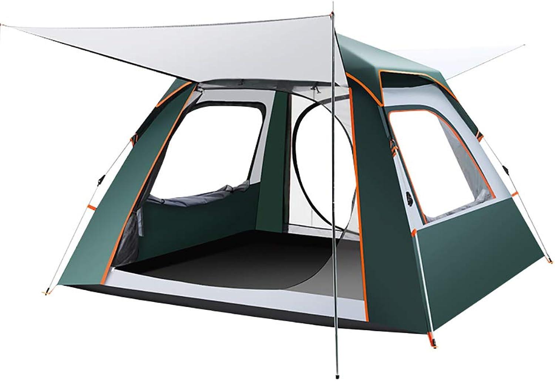 STSERI Campingzelte, Instant Pop Up 4-6 Personen Personen Personen Familienzelte, Angeln Wandern Camping für Bequeme Reisen Strandurlaub B07QLXCTJT  Authentische Garantie fbfa72