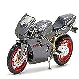 LYXin 1:18 Modelos de Motocicletas Ducati MULTISTRADA 1200S Diecast Moto Miniature Race For Gift Collection-748
