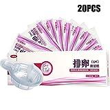 CYYYY Les bandelettes de Test Ovulation (20PCS), Home Tests de Grossesse sensibles Bâtons de fertilité Test Predictor for Les Femmes