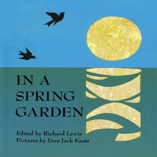 In a Spring Garden audiobook cover art