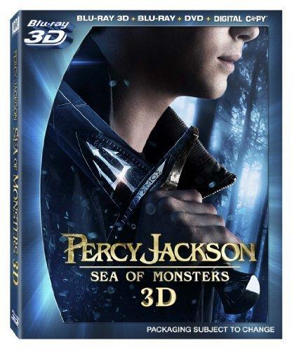 Percy Jackson: Sea of Monsters (Blu-ray 3D / Blu-ray / DVD + Digital Copy) by 20th Century Fox by Thor Freudenthal