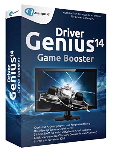 Driver Genius 14 - Game Booster