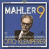 TBRCD0101 マーラー:交響曲第9番 オットー・クレンペラー(指揮) エルサレム交響楽団 - オットー・クレンペラー, マーラー, オットー・クレンペラー, エルサレム交響楽団