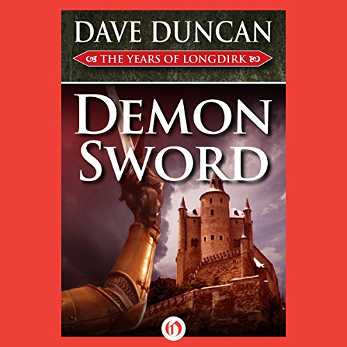 Demon Sword audiobook cover art