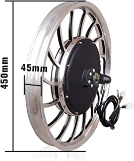 Sarach store BLDC 48v 1000w Front Drive Rear Drive Scooter Hub Motor Wheel 20