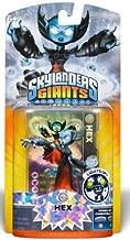 Skylanders Giants Lightcore Hex Character