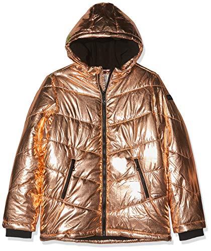 ESPRIT KIDS Mädchen RP4210509 Outdoor Jacket Jacke, Rosa (Copper Rose 302), 164 (Herstellergröße: L)