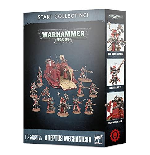 Adeptus mechanicus: Start Collecting [Nuovo 2020]