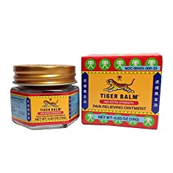 Jar of tiger balm