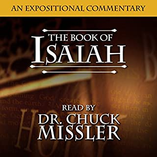 The Book of Isaiah audiobook cover art