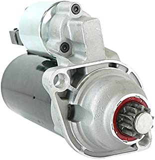 DB Electrical SBO0100 New Starter For 1.9L 1.9 Diesel Volkswagen Beetle  98 99 00 01 02 03 04 05 06 1998 1999 2000 2001 2002 2004 2005 2006 2007, 1.9L 1.9 Golf 96 97 98 99 00 01 02 03 04 05 06, Jetta