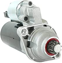 DB Electrical SBO0100 New Starter For 1.9L 1.9 Diesel Volkswagen Beetle 98 99 00 01 02 03 04 05 06 1998 1999 2000 2001 2002 2004 2005 2006 2007, 1.9L 1.9 Golf 96 97 98 99 00 01 02 03 04 05 06, Jetta