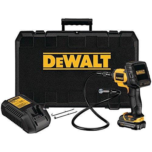 DEWALT DCT410S1 12-Volt Max Inspection Camera Kit -