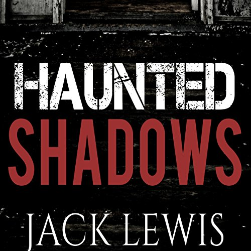 Haunted Shadows audiobook cover art