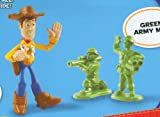 Toy Story 3 Buddy Packs - Waving Woody and Green Army Men...
