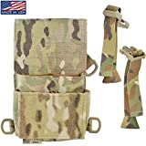 USTS Adaptive Range Caddy (ARC) - Made in USA (Multicam + Thigh Straps)