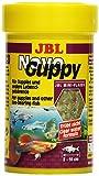 JBL NovoGuppy 100ml - Aliment de base pour vivipares - P. ex les guppys