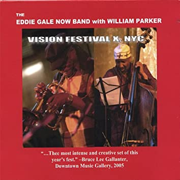Eddie Gale Now Band Live At Vision Festival X