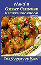 Ming's Great Chinese Recipes Cookbook: BTAB Edition