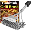 Guhiwuk Bristle Free Grill Brush and Scraper