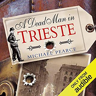 A Dead Man In Trieste cover art